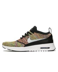 Nike - Gray Air Max Thea Flyknit - Lyst
