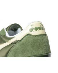 Diadora - Green Camaro for Men - Lyst