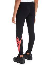 Nike - Black Girls' Dry Corp Tights Junior - Lyst