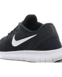 Nike - Black Free Run for Men - Lyst