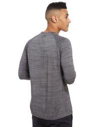 Under Armour - Gray Tech Long Sleeve T-shirt for Men - Lyst