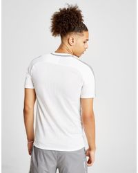 Nike - White Academy T-shirt for Men - Lyst