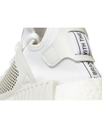 Adidas Originals - White Nmd Xr1 for Men - Lyst