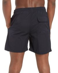 Lyle & Scott - Black Core Swim Shorts for Men - Lyst