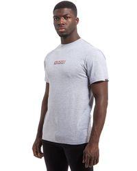 Vans - Gray Retro Box T-shirt for Men - Lyst