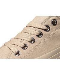 Converse - Natural All Star Ox Mono - Lyst