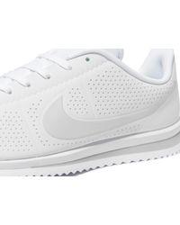 Nike - White Cortez Ultra Moire - Lyst