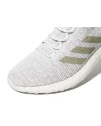 Adidas - White Pure Boost - Lyst