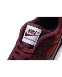 Nike - Red Windrunner for Men - Lyst