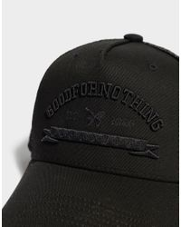 Good For Nothing - Black Trucker Cap for Men - Lyst