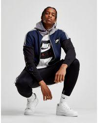 c698bc33aa Lyst - Nike Air Full Zip Fleece Hoodie in Blue for Men