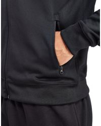 Nike - Black Tribute B-ball Poly Track Top for Men - Lyst