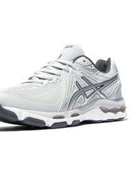 Asics   White Gel- Netburner Professional Netball Shoes for Men   Lyst