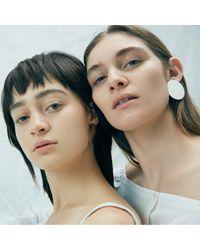Jenny Bird - Metallic Ariel Earrings - High Polish - Lyst