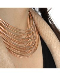 Jenny Bird | Metallic Illa Collar - High Polish | Lyst