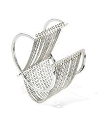 Jenny Bird - Metallic Fallingwater Cuff - Lyst