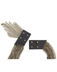 Jenny Bird - Metallic Rawley Collar - Lyst