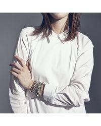 Jenny Bird - Metallic Getty Cuff - Lyst
