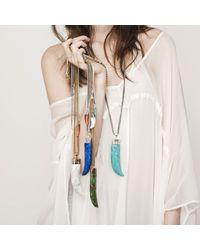 Jenny Bird - Metallic Wildland Necklace - Lyst