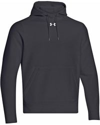 Under Armour - Ua Storm Armour Fleece Team Sm Black for Men - Lyst