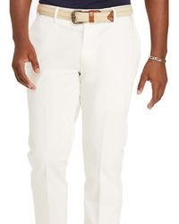 Polo Ralph Lauren - White Classic Fit Off Stretch Chinos Pants 32 X 32 for Men - Lyst