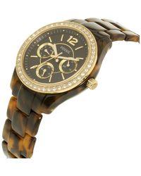 Fossil - Metallic Es3814 Stella Resin Watch - Lyst