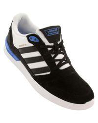 big sale 911d6 48bdc Black Skate Men Zx Vulc