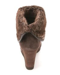 Lucky Brand - Brown Women's Torynn Winter Fashion Boot - Lyst
