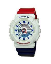 G-Shock - Multicolor Baby-g Ba110tr-7a - Lyst
