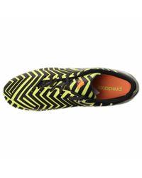 Adidas - Yellow Predator Absolado Instinct Fg for Men - Lyst
