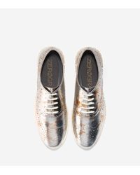Cole Haan | Multicolor Zerøgrand Wingtip Oxford | Lyst