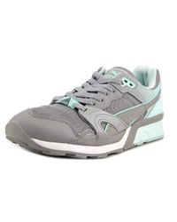 PUMA - Xt-1 Blur 1 Women Round Toe Synthetic Gray Sneakers - Lyst