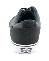 Vans - Chapman Stripe Men Us 10.5 Black Skate Shoe for Men - Lyst