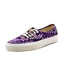 Vans - Authentic Women Us 7 Purple Sneakers Uk 4.5 Eu 37 - Lyst