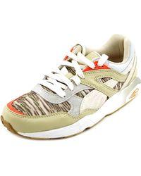 taille 40 ecfcd 8581b Lyst - PUMA R698 Coastal Wn's Women Us 7.5 Tan Sneakers