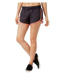 Calvin Klein - Multicolor Womens Training Athletic Workout Shorts Cha Xl - Lyst