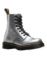 Dr. Martens - Black Unisex Pascal 8-eye Boot - Lyst