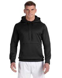 Champion | Black Mens 5.4 Oz. Perfor Colorblock Pullover Hood (s220) for Men | Lyst
