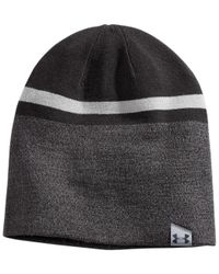 Under Armour - Black 4-in-1 Beanie 2.0 for Men - Lyst