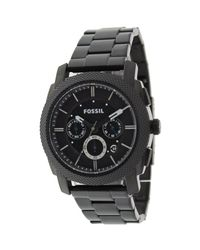 Fossil | Multicolor Fs4552 Machine Stainless Steel Watch for Men | Lyst