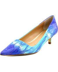 Charles David | Blue Charles By Drew Women Us 8 Multi Color Heels | Lyst