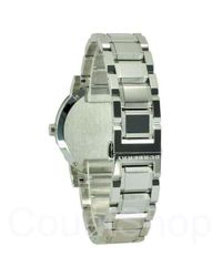Burberry | Multicolor Silver Dial Stainless Steel Quartz Mens Watch Bu9000 for Men | Lyst