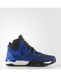 7195e4a6ef56 Lyst - adidas Originals D Rose 7 Shoes in Blue for Men