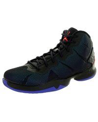 b349b4b2d49 Lyst - Nike Boys Jordan Super.fly 4 Bg Basketball Shoes in Black for Men
