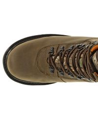 "Wolverine - Multicolor Big Horn Insulated Waterproof 8"" Hunting Boot for Men - Lyst"
