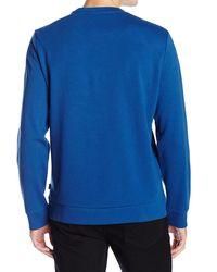 Calvin Klein - Blue Mens Cotton Lightweight Casual Shirt for Men - Lyst