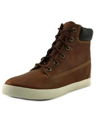 Timberland - Flannery Women Us 9 Brown Chukka Boot - Lyst