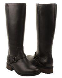 UGG - Dahlen Women Us 7.5 Black Knee High Boot Uk 6 Eu 38.5 - Lyst