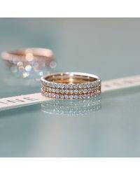 Verifine London - Multicolor Diamond Trilogy Combination - Lyst