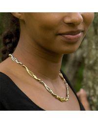 Karla Mertens - Multicolor Goddess Necklace - Lyst
